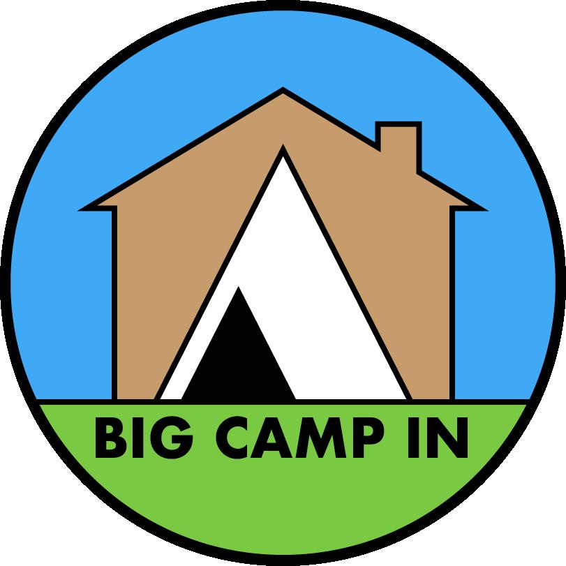 big camp in logo