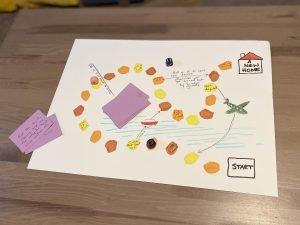 refugee board game