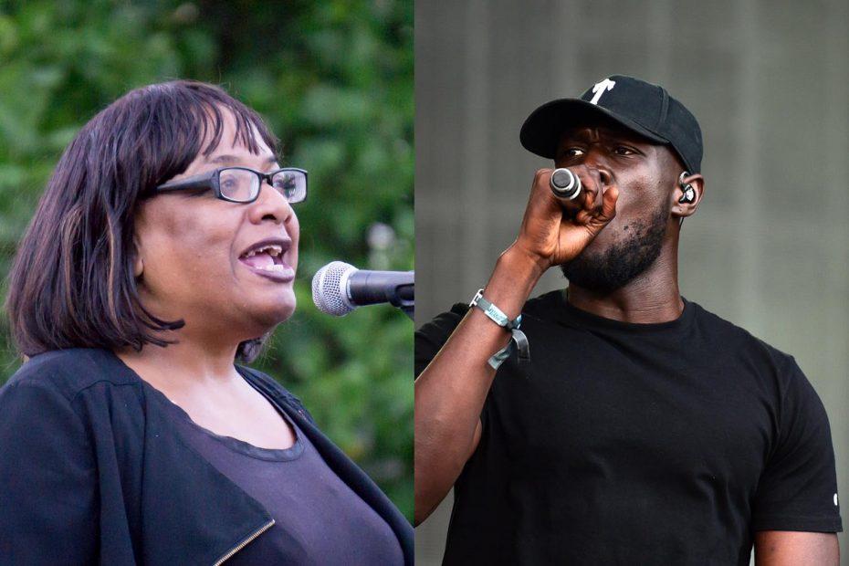 New Black History Makers — Diane Abbott & Stormzy